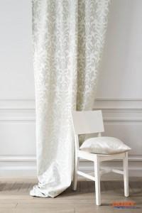 Màn vải Bỉ ABYSS DEPTH-FL-WHITE 01
